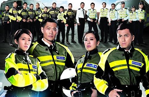 Anh Hùng Xa Lộ - Speed of Life TVB 2016
