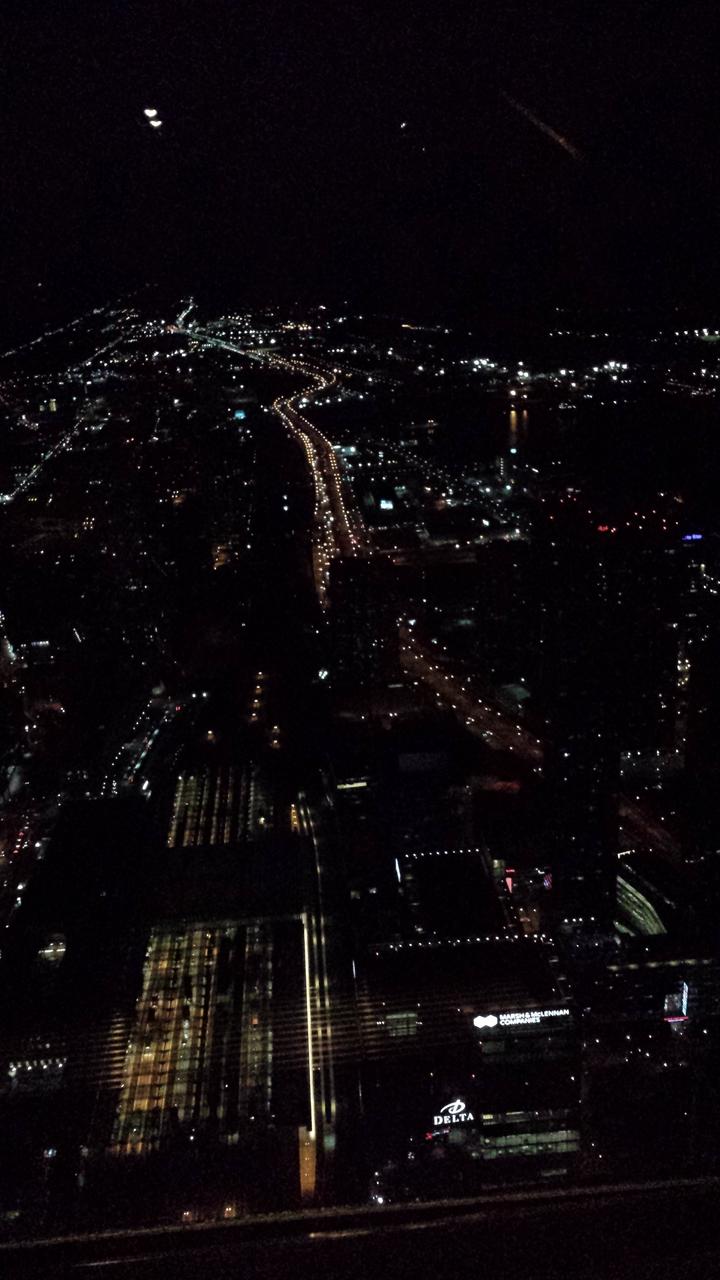 CN Tower Night