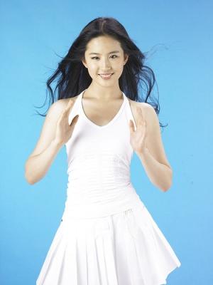 Liu Yi Fei...prettyness :-)
