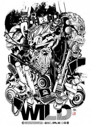WILD LIFE  by machine56