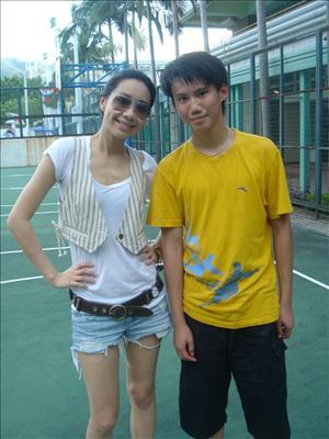Me and 吳雨霏