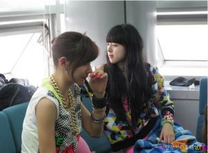 junh ah & jooyeon