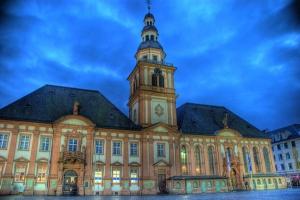 Some random church in Mannheim