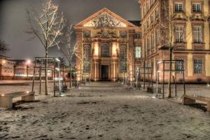 University of Mannheim - Left Side