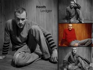 Heath Ledger Wallpaper heath ledger 118774 1024 768